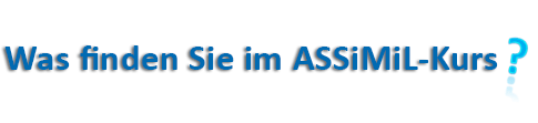 Assimil-Kurs Inhalt