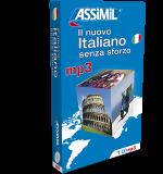 Italienisch lernen mp3-CD ASSiMiL