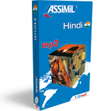 Hindi lernen mp3-CD ASSiMiL