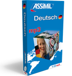 Deutsch mp3-CD