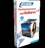 Italienisch vertiefen Audio-CDs ASSiMiL