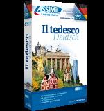 il tedesco imparare  - deutsch  lernen