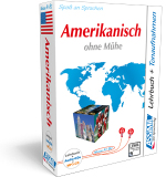 englisch amerikanisch lernen Audio-Plus-Box ASSiMiL