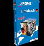 Deutsch mp3-CD